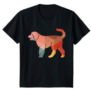 labradoodle-geometric-t-shirt