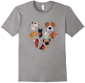 love-heart-dog-shirt